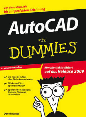 Auto CAD 2009 Fur Dummies by David Byrnes image