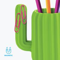 Mustard: Cactus Desktop Organiser