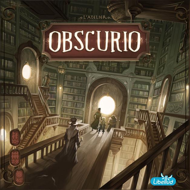 Obscurio - Board Game