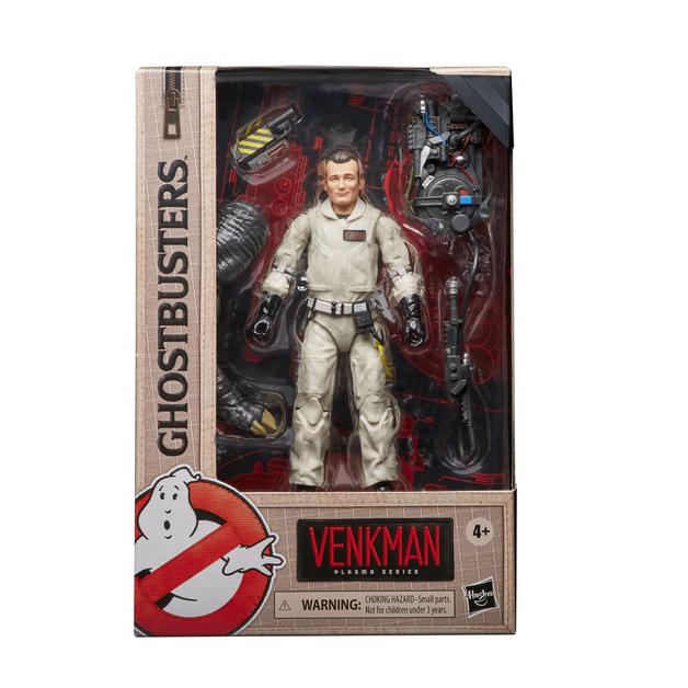 Ghostbusters: Plasma Series - Peter Venkman Action Figure