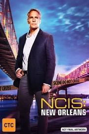 NCIS: New Orleans - Season 6 on DVD