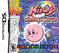 Kirby: Canvas Curse for DS image