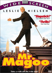 Mr Magoo on DVD