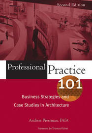 Professional Practice 101 by Andy Pressman image