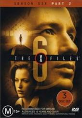 X-Files, The Season 6: Part 2 (3 Disc) on DVD
