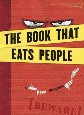 The Book That Eats People by John Perry image