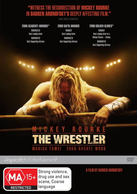 The Wrestler on DVD