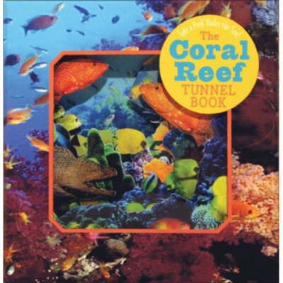 Coral Reef Tunnel Book by Joan Sommers