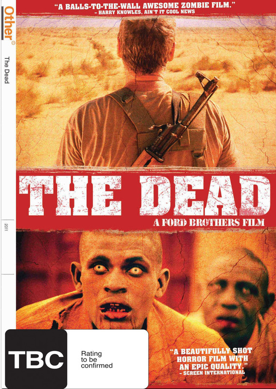 The Dead on DVD