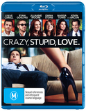 Crazy, Stupid, Love on Blu-ray