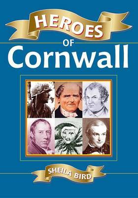 Heroes of Cornwall by Sheila Bird