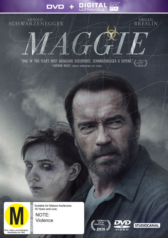 Maggie on DVD