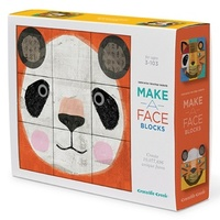 Crocodile Creek: Puzzle Blocks - Make-A-Face