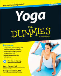 Yoga For Dummies by Larry Payne