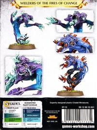 Warhammer Tzeentch Daemons: Flamers of Tzeentch image
