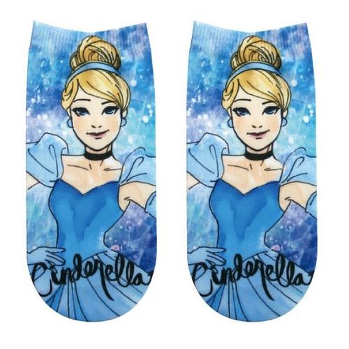 Disney: Cinderella - Ladies Socks image