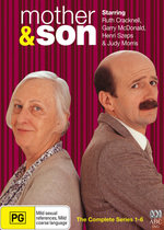 Mother And Son - The Complete Series 1-6 (6 Disc Box Set) on DVD