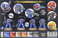 Warhammer 40,000 : Space Marines Primaris Hellblasters Combat Squad image