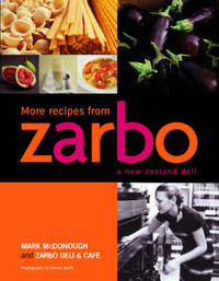 More Recipes from Zarbo by Mcdonough Mark