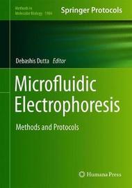 Microfluidic Electrophoresis