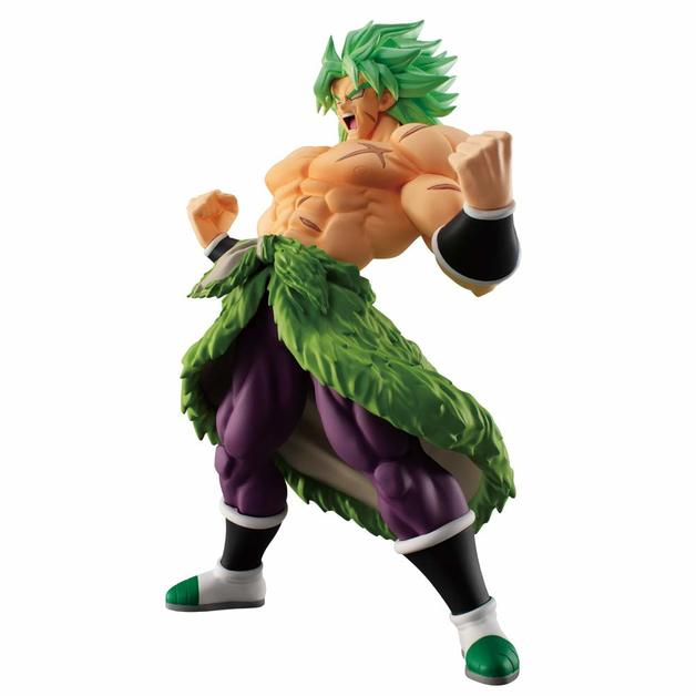Dragon Ball Super Saiyan Broly Full Power - PVC Figure