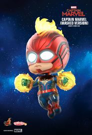 Captain Marvel: Masked Version - Cosbaby Figure