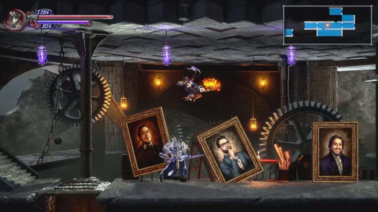 Bloodstained: Ritual of the Night for Switch image