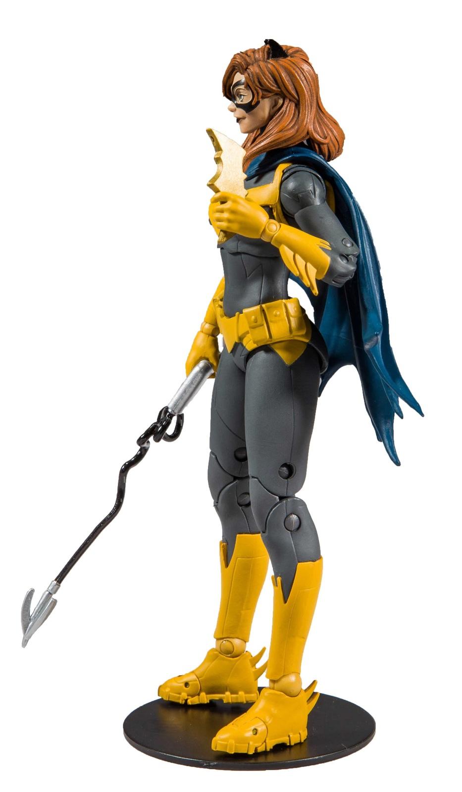 "DC Multiverse: Batgirl (Art Of The Crime) - 7"" Build-A-Figure image"