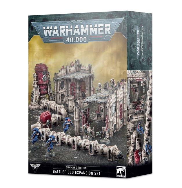 Warhammer 40,000: Getting Started Battlezone