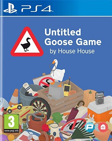 Untitled Goose Game for PS4