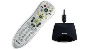 Microsoft Remote Control & Receiver MCE (1 Pack) OEM image