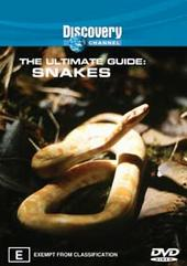 Ultimate Guide - Snakes on DVD