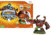 Skylanders: Giants Portal Owners Pack for Nintendo Wii