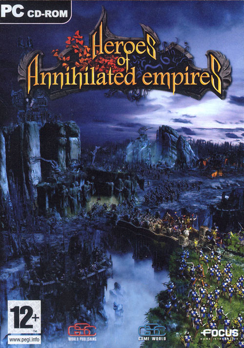 Heroes of Annihilated Empires for PC Games