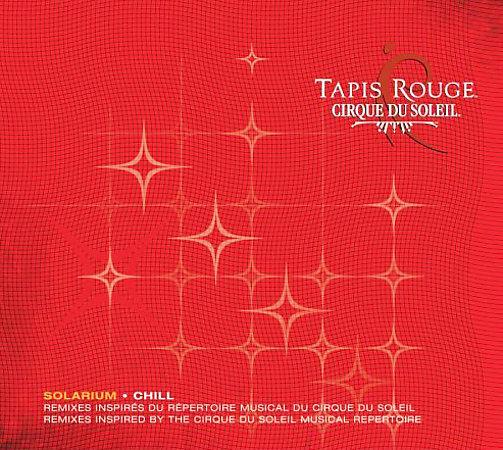 Tapis Rouge-Solarium by Cirque Du Soleil