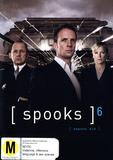 Spooks - Season 6 (5 Disc Set) DVD