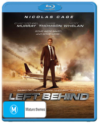 Left Behind on Blu-ray