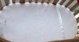 Kaylula Sova Fitted Organic Sheet Set Bassinet & Cot Size