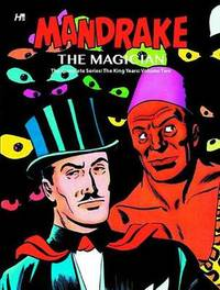 Mandrake the Magician: The Complete King Years Volume Two by Gary Poole