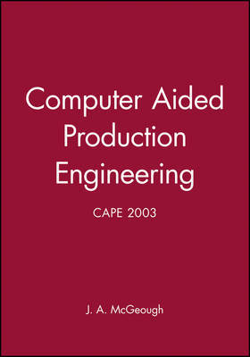 Computer Aided Production Engineering