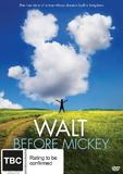Walt Before Mickey DVD