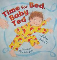 Time for Bed, Baby Ted by Debra Sartell image