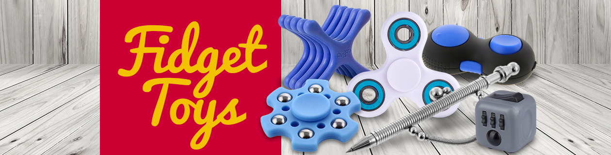All New Fidget Toys in Stock & Coming Soon!