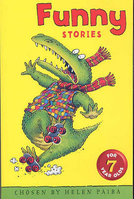 Funny Stories for 7 Year Olds by Helen Paiba image