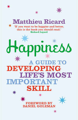 Happiness by Matthieu Ricard image