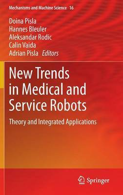 New Trends in Medical and Service Robots image