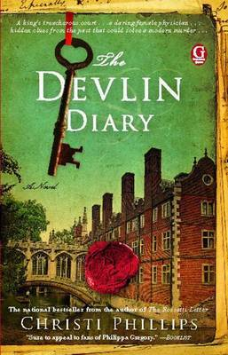 The Devlin Diary by Christi Phillips image