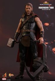 "Thor Ragnarok: Roadworn Thor - 12"" Articulated Figure"