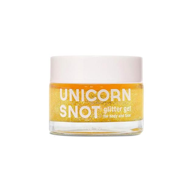 Unicorn Snot: Body Glitter Gel - Gold