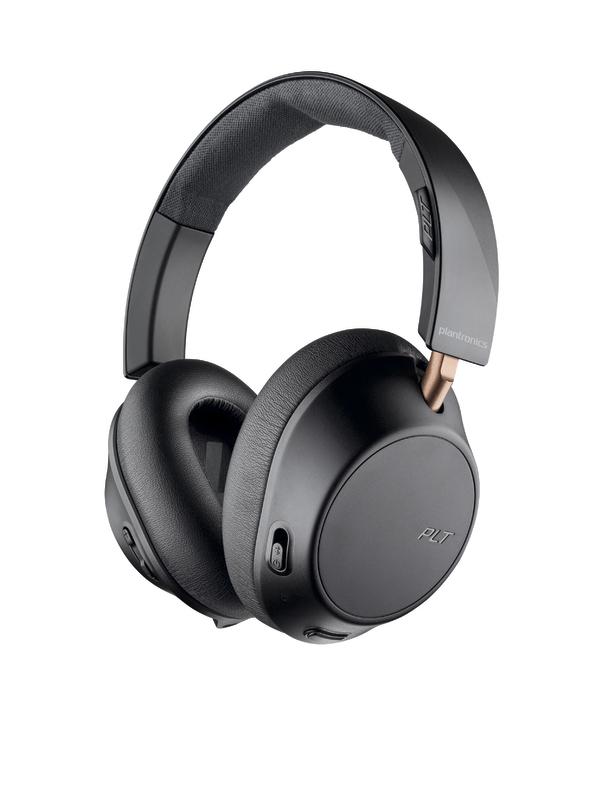 Plantronics: BackBeat Go 810 Wireless Noise Canceling Headphones - Black